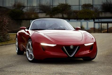 Alfa Romeo And Mazda  Fiat Or Abarth Roadster Partnership