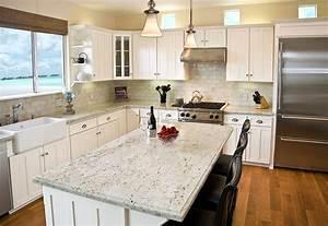 dallas white galaxy granite kitchen eclectic with gray