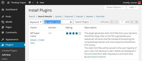 How To Install & Setup Wordpress Caching With Wp Super Cache