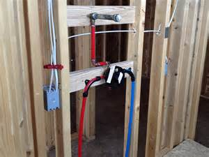 kitchen faucet installation cost ask the builder what are the blue pipes in my house andy stauffer