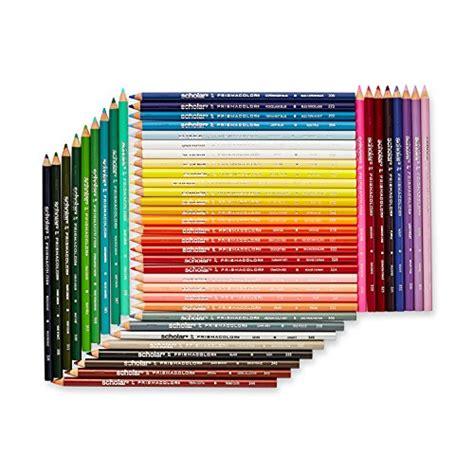 prismacolor 48 colored pencils prismacolor scholar colored pencils 48 count import it all