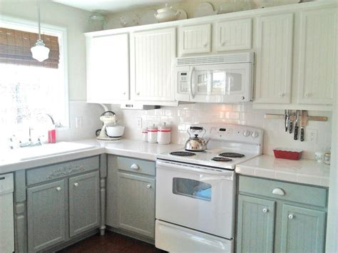 Paint Ideas With Cabinets by Painting Painting Oak Cabinets White For Kitchen