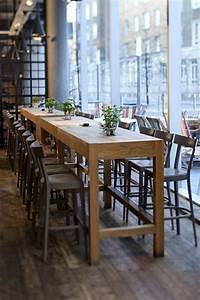 Table Haute En Bois : la table haute de cuisine est ce qu elle est confortable ~ Dailycaller-alerts.com Idées de Décoration