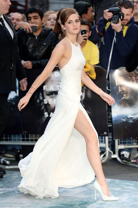Emma Watson Noah Premiere London Hawtcelebs