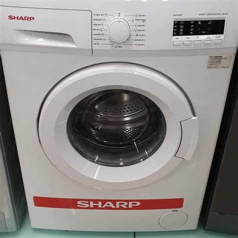 Maybe you would like to learn more about one of these? Jual Mesin cuci front loading 7 kg SHARP ES-FL872 ...