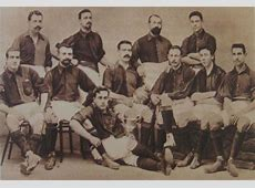 Arthur Witty FC Barcelona Player 18991905 and President