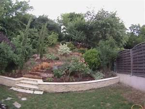 Stunning jardin paysager contemporain design pictures for Delightful amenagement petit jardin mediterraneen 5 jardin balinais contemporain aix en provence architecte