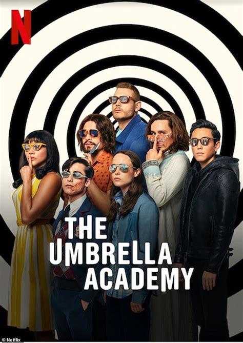 Umbrella Academy: Robert Sheehan and Tom Hopper on new ...