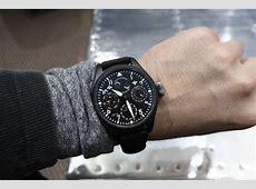 perpetual wrist shot – IWC Big Pilot Watch