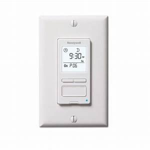 Ge In-wall Digital Countdown Timer-15318