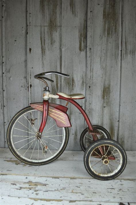 images  vintage children tricycle  pinterest