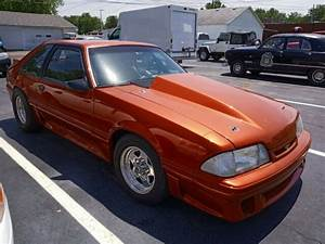 BUILT 88 Mustang GT ~ Single Turbo ~ Custom Leather Interior ~ Caged * See Dsptn - Classic 1988 ...