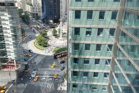 For Rent Nyc Uptown by 3 Columbus Circle Class A Manhattan Office Space