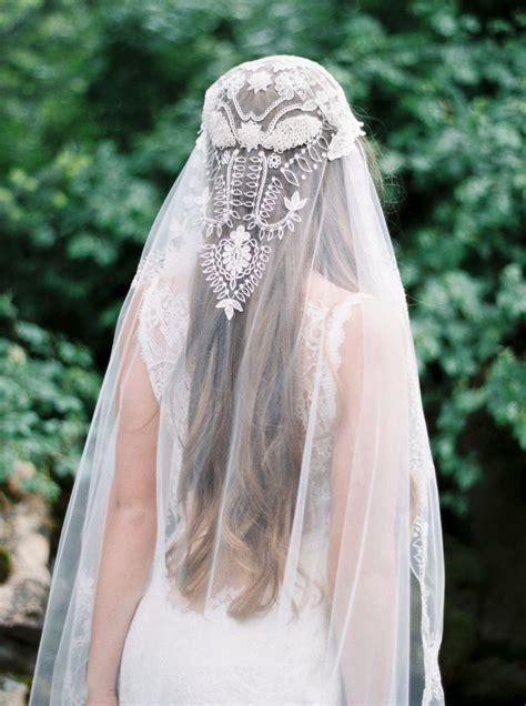 Boho Veil Veils Hairpieces In 2019 Wedding Dresses