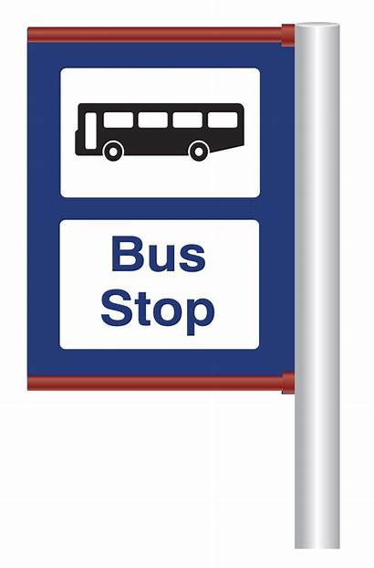 Bus Stop Sign Care Signage Memory