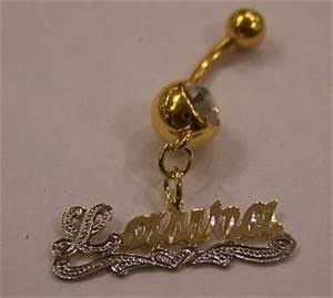 Belly Button Rings With Names | www.pixshark.com - Images ...