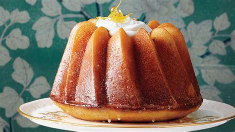 triple citrus bundt cake