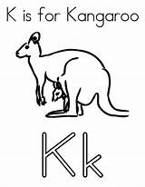 Coloring Kangaroo Printable Kolorowanki Kangur Dzieci Dla Ll sketch template