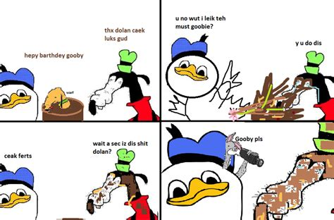 Fak U Gooby Know Your Meme - pin fak u gooby dolan know your meme on pinterest
