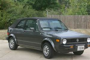 Purchase Used 1984 Vw Rabbit Convertible  Wolfsburg