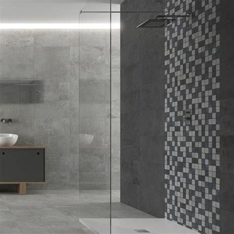 Fliesen Badezimmer Mosaik by Bathroom Mosaic Tiles Grey Bathroom Tiles Direct Tile