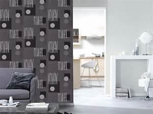 Tapisserie 4 Murs : papier peint salon ooreka ~ Melissatoandfro.com Idées de Décoration