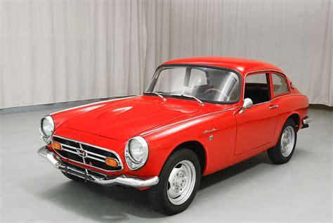 1967 Honda S800 | Hyman Ltd. Classic Cars