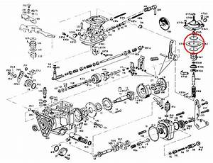 Bosch Ve Fuel Injection Pump Manifold Boost Diaphragm