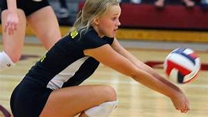 Prep girls volleyball: Claire Mosher takes charge as ...