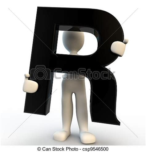 R Name Logo Wallpaper