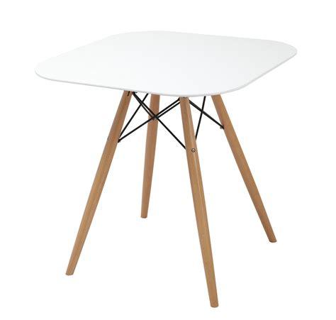 cuisine qualité prix table inspiration eames 70 x 70 meubles design table à