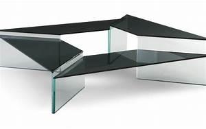 table verre design roche bobois With meubles de salon roche bobois 6 table basse octet roche bobois