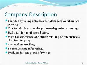 clothing line business plan pdf selling dental insurance With how to start a clothing store business plan