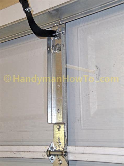 Garage Door Opener Reinforcement Bracket clopay garage door reinforcement kit dandk organizer