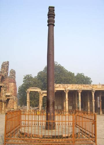 iron pillar  chandragupta ii vikramaditya  ce