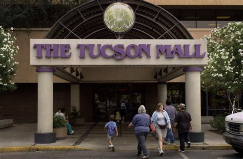 In Tucson Mall by The Tucson Mall Was The Place To Be Tucson