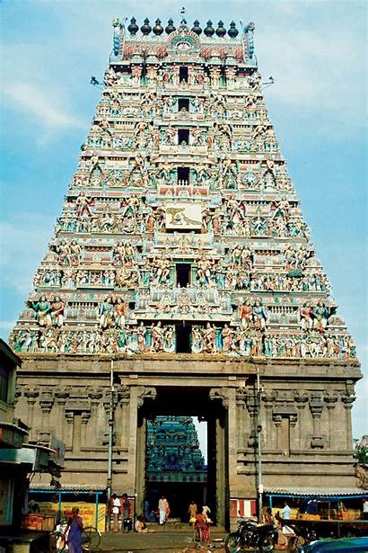 Chennai India Temple Kapaleeswarar Tamil Hindu Nadu