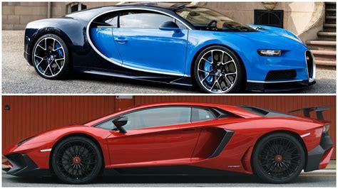 Bugatti Vs by Lamborghini Egoista Vs Bugatti Veyron Sport