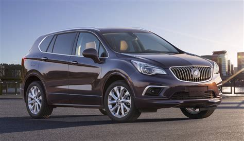 buick envision revealed  full  chengdu auto show