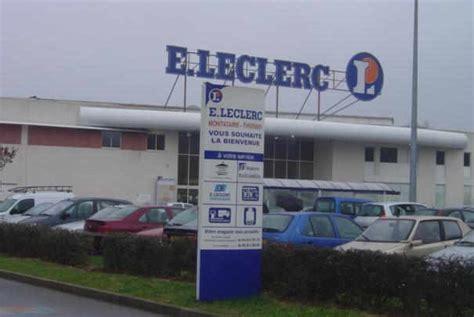 ouverture de deux nouveaux magasins leclerc 224 la r 233 union