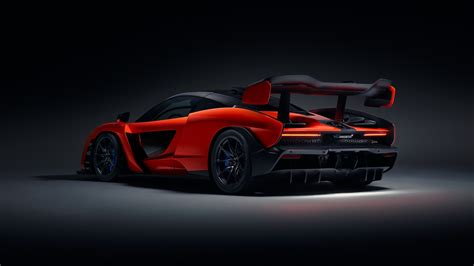 2018 McLaren Senna 4K 8 Wallpaper | HD Car Wallpapers | ID ...