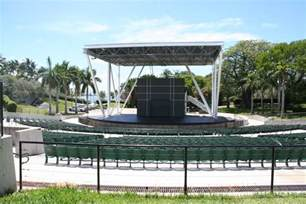 Miami Bayfront Park Amphitheater Seating