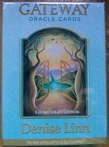 Try it for free today! Gateway Oracle Cards. Denise Linn. Genuine Hay House. 44 Cards & Guidebook.   eBay