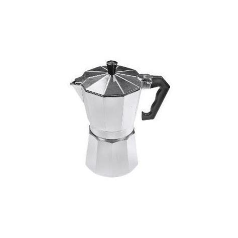This only stovetop espresso maker that actually produces crema on your coffee! 6 Cup Moka Aluminum StoveTop Espresso Pot Coffee Maker Coffee and TEA, Coffee Tools, Coffee ...