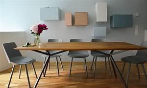 Esstisch Modern Design : elegantes design massivholz esstisch massivholz design ~ Eleganceandgraceweddings.com Haus und Dekorationen