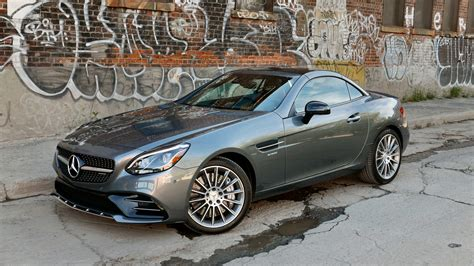 review  mercedes amg slc