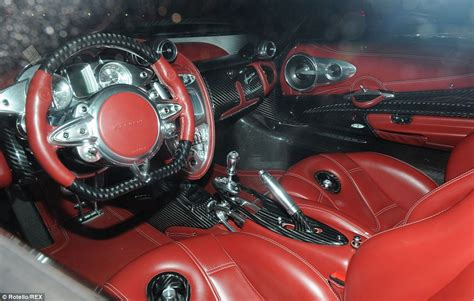 The Futuristic Interiors Of The Arab-owned Supercars Which