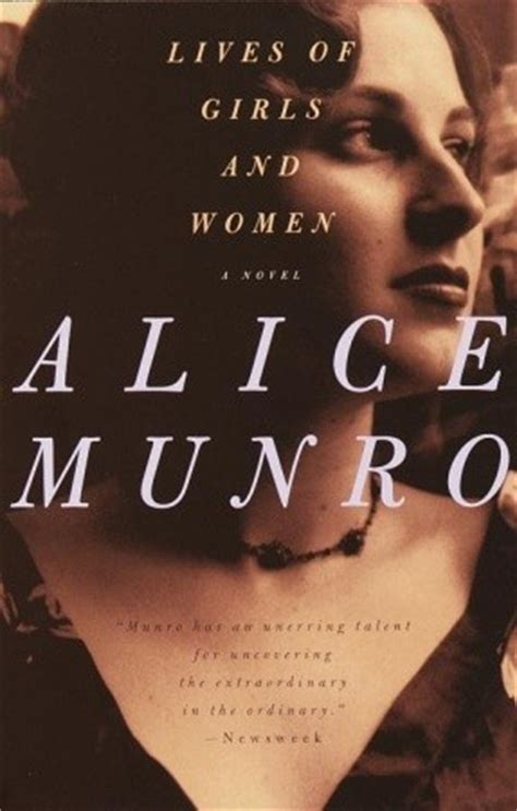 lives  girls  women  alice munro reviews