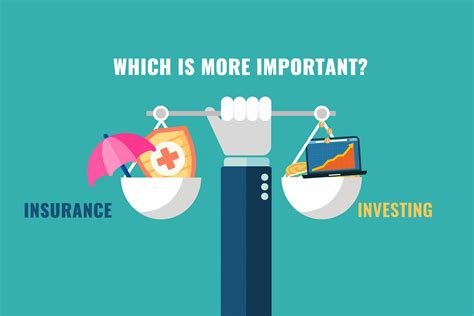 Insurance On by Insurance Or Investment Which Is More Important