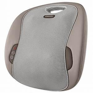 homedicsr shiatsu pro back massager with heat bed bath With bed bath and beyond back massager